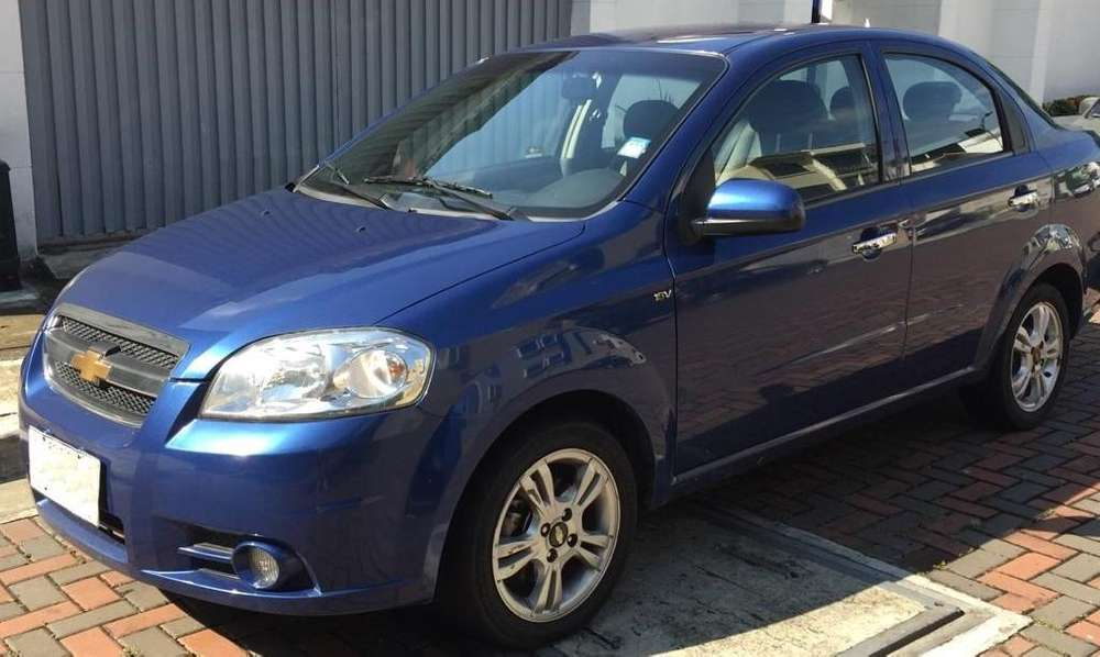 <strong>chevrolet</strong> Aveo 2016 - 85000 km
