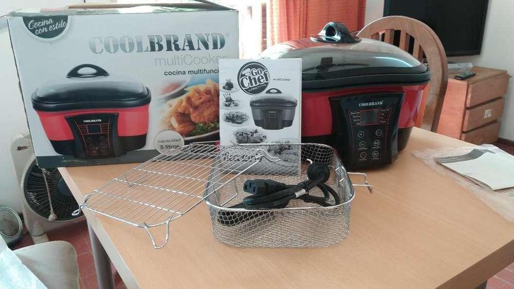 Multicooker/cocina Multifunción.
