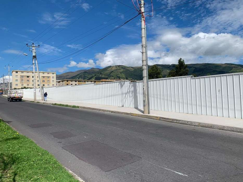 Venta de terreno, Sector Quitumbe, Sur de Quito