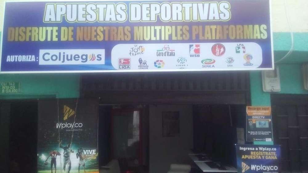 <strong>negocio</strong> de Apuestas Deportivas en Venta
