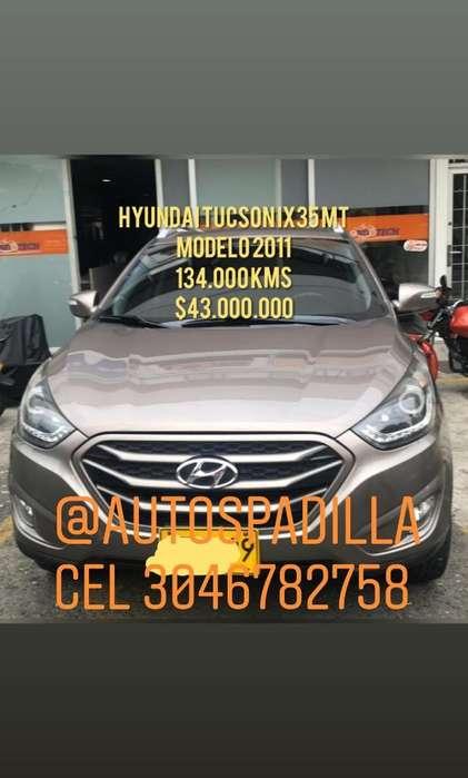 Hyundai Tucson ix-35 2011 - 136100 km