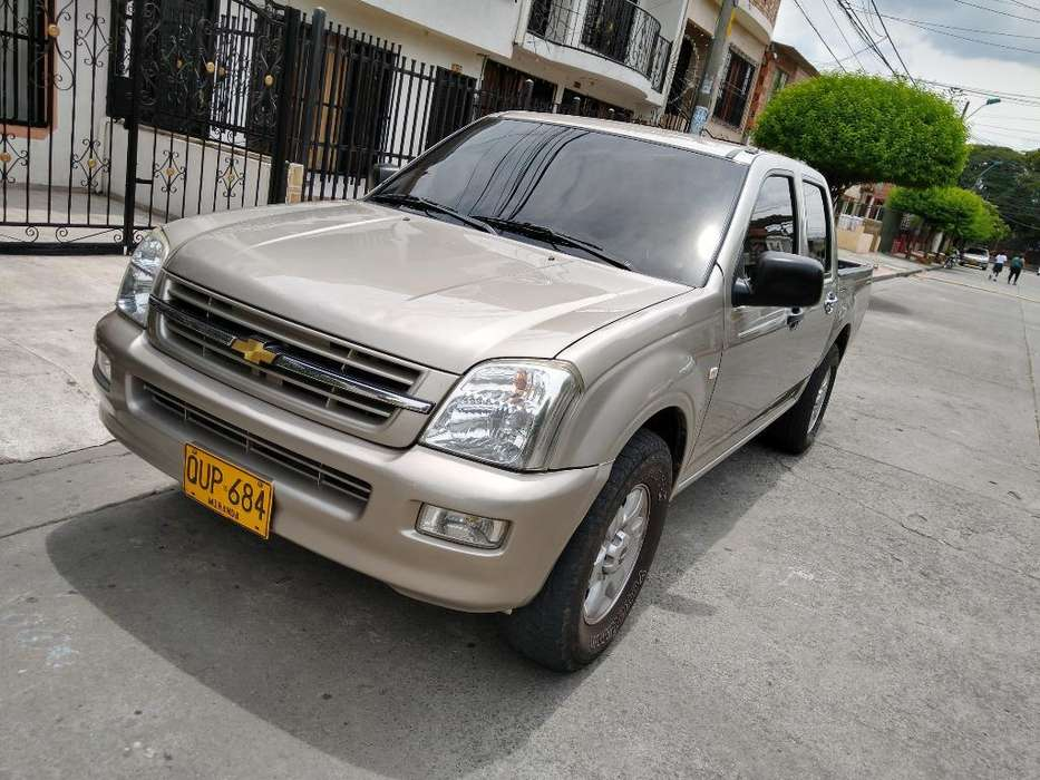 <strong>chevrolet</strong> Luv D-Max 2005 - 213000 km