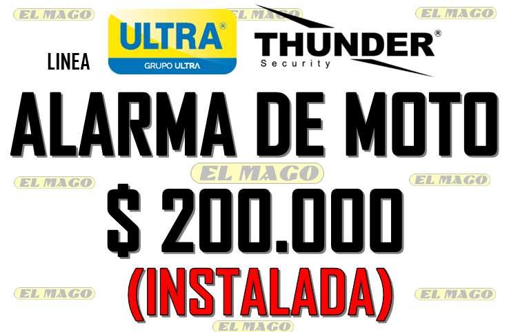 ALARMA DE MOTO ( INSTALADA ) 3188888880