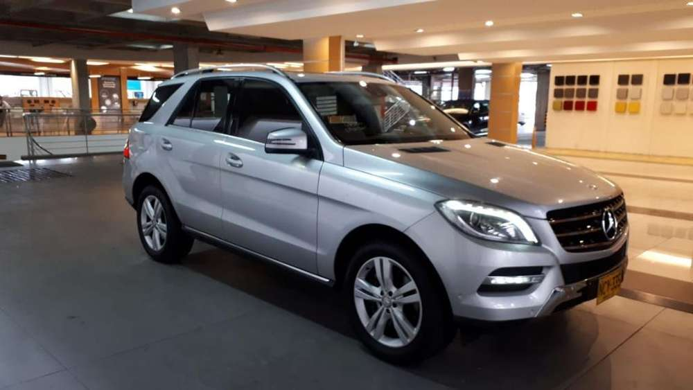 <strong>mercedes-benz</strong> Clase M 2013 - 69899 km