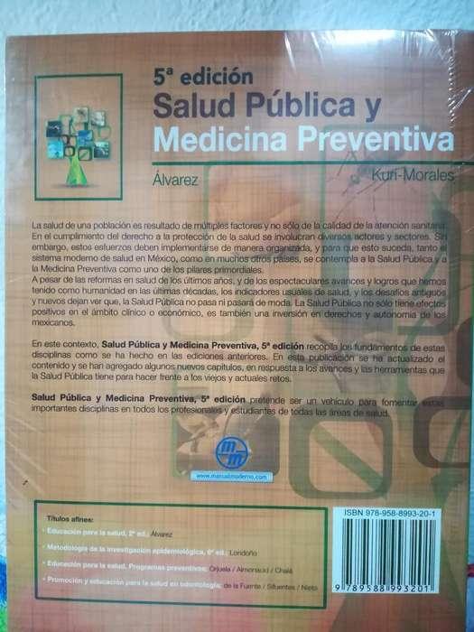 Vendo Libro Medicina Preventiva