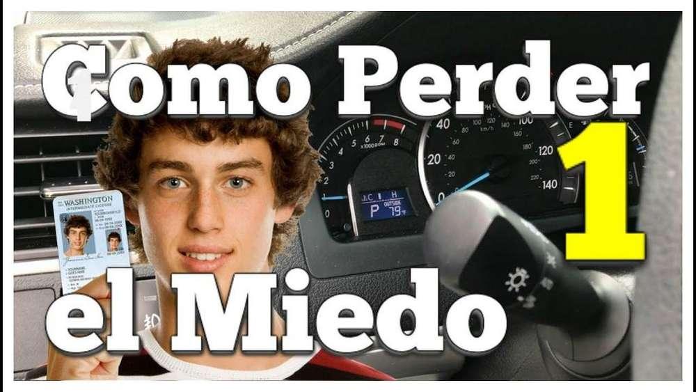 NO TENGA MIEDO CLASES DE MANEJO ( APRENDA A <strong>manejar</strong> EN POCO TIEMPO)