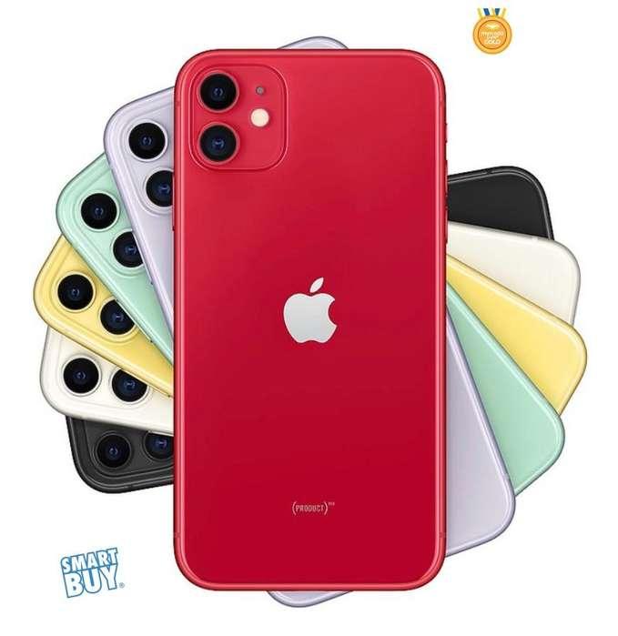 iPhone 11 / 64gb 128gb 256gb / Rojo, Púrpura, Verde, Amarillo, Blanco, Negro