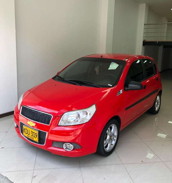 Chevrolet Aveo Emotion 2012 - 60000 km