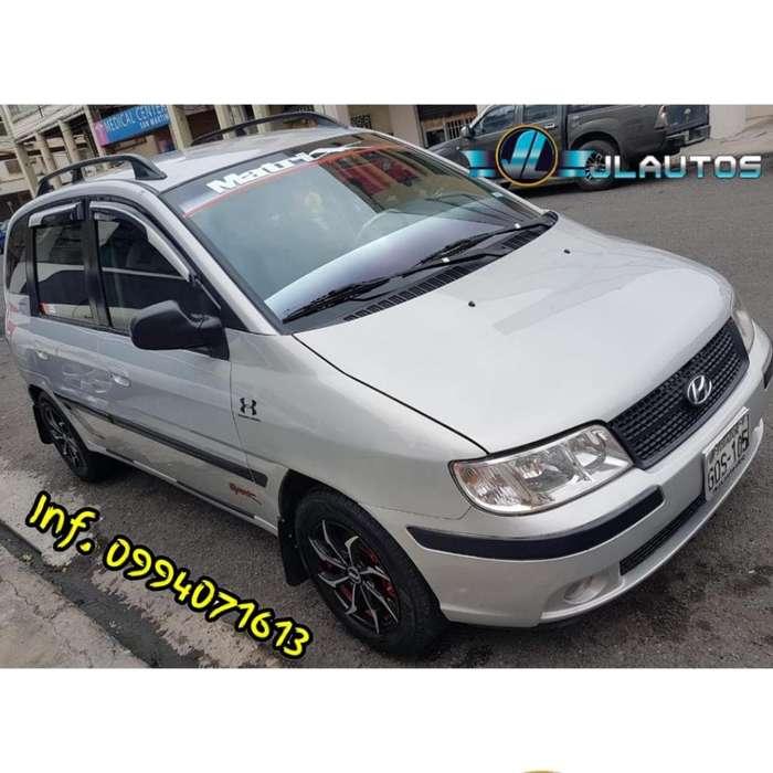 Hyundai Matrix  2006 - 165000 km