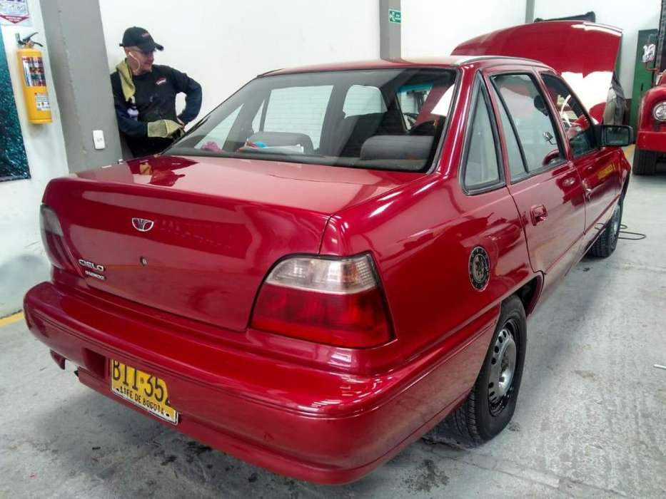 <strong>daewoo</strong> Cielo 1997 - 154000 km