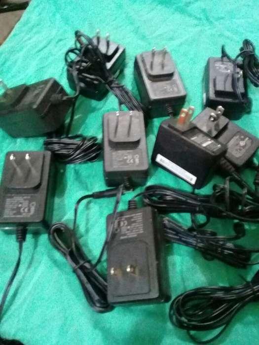 Cargadores 12voltios 1.5 Amp
