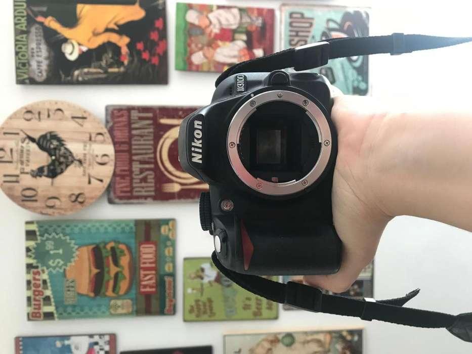 Cmara Nikon D3100