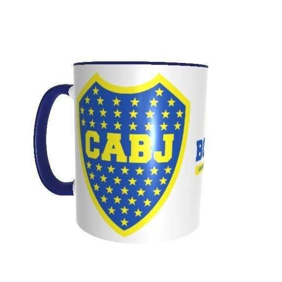 Taza Boca Juniors Interior Color