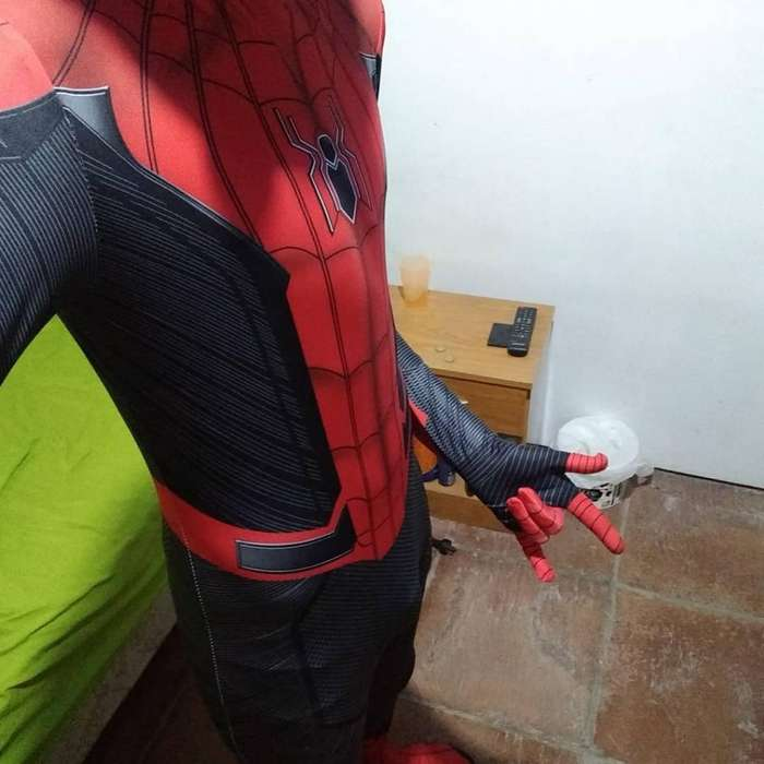 Cosplay Disfras Spiderman Far From Home