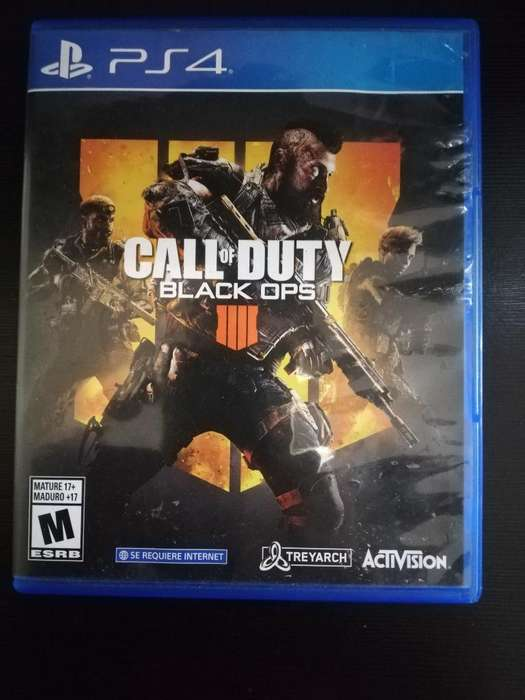 Call Of Duty Black Ops 4 Cambio O Vendo