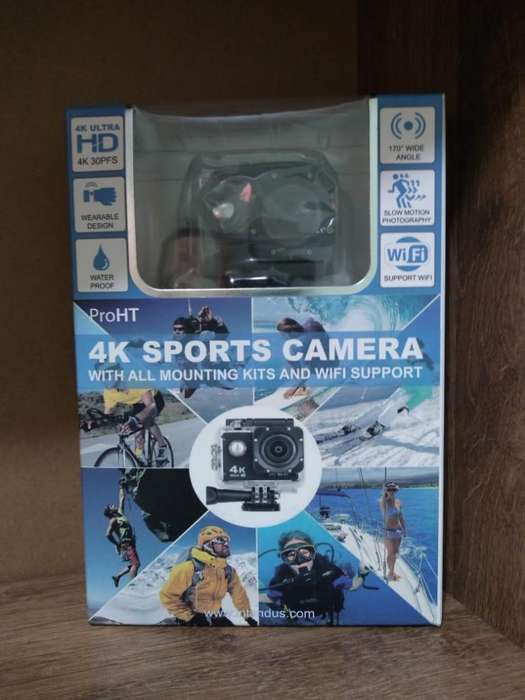 Se Vende Camara Proht Wifi 4k Sport