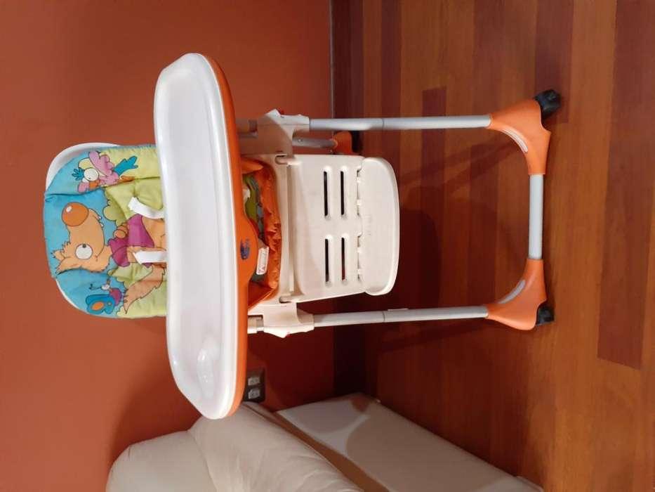 Mesa de Comer para bebes y niños
