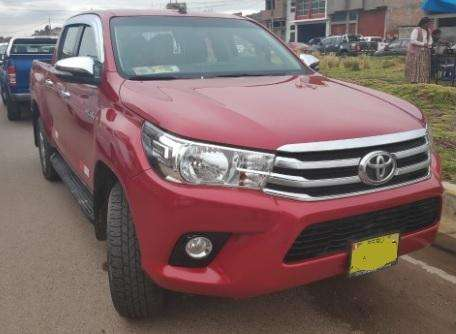 Toyota Hilux <strong>4x4</strong> SRV Full