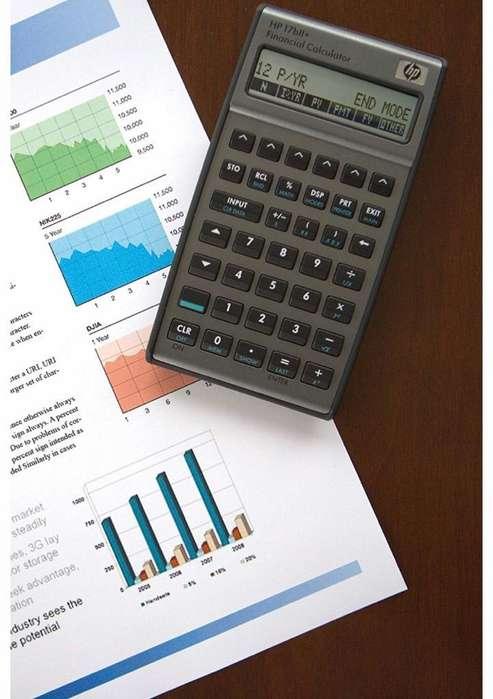 <strong>calculadora</strong> financiera hp