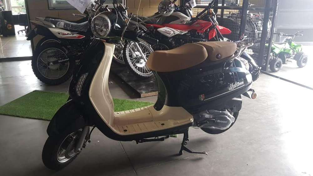 Motomel Scooter Strato Euro 150 AL Contado el MEjor!!!