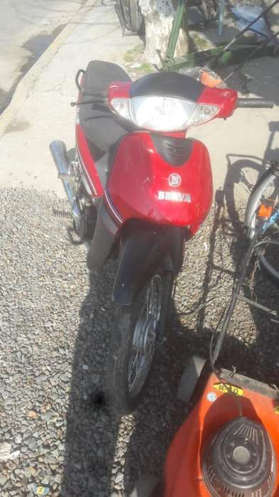 Moto Brava 110cc