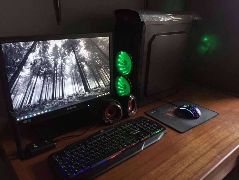 PC Gamer, equipo completo.