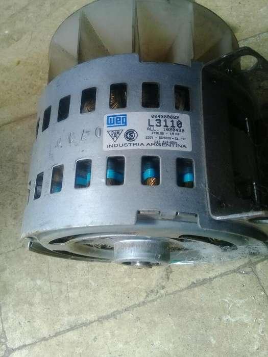 Motor para Lavarropas Lava Centrifuga