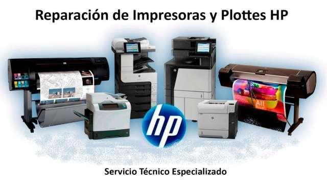 /REPARACION MANTENIMIENTO DE PLOTTER HP T120 T500 T510 T520 T2500 T2530 CABEZAL TARJETA TINTA 711 TONER ROLLOS A3 BANDA