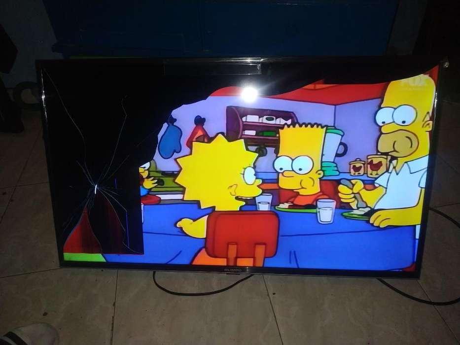 Vendo Tv Olimpo 40'' para Repuesto