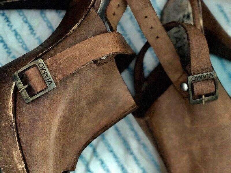 Zapatos Viamo Cuero Vaca