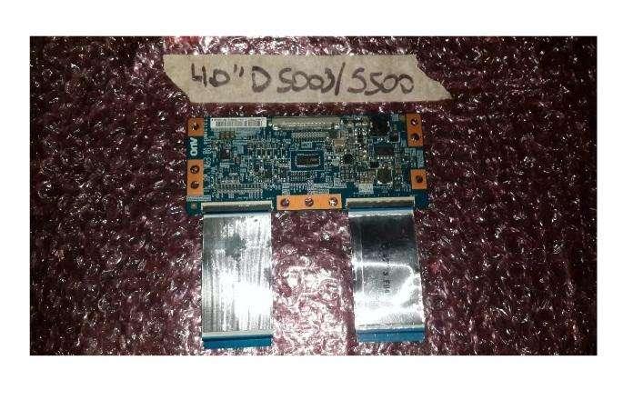 Placa T-com Samsung Un40d5003 /5500 Garantia 90 Dias...