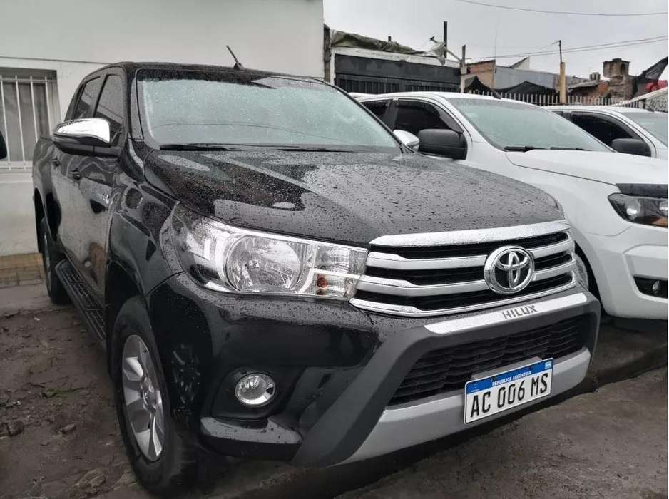 Toyota Hilux 2017 - 22000 km