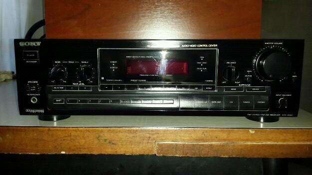 Sintoamplificador Sony Strd590