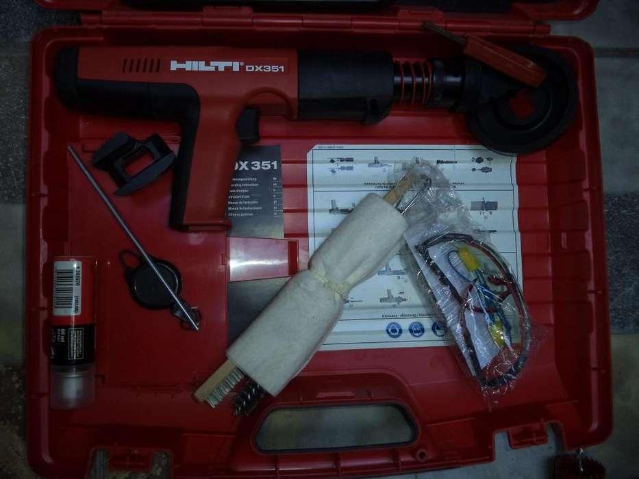 Venta Pistola Anclajes Marca Hilti DX351