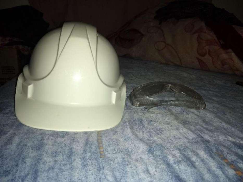 vendo casco de seguridad