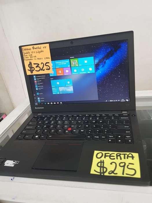 Laptop I5 Americana 12.5 Pulgadas
