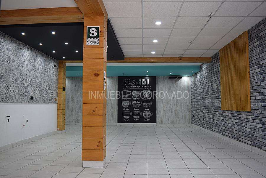ALQUILER DE LOCAL – 1 PISO – AV. HUSARES DE JUNIN 155 m2