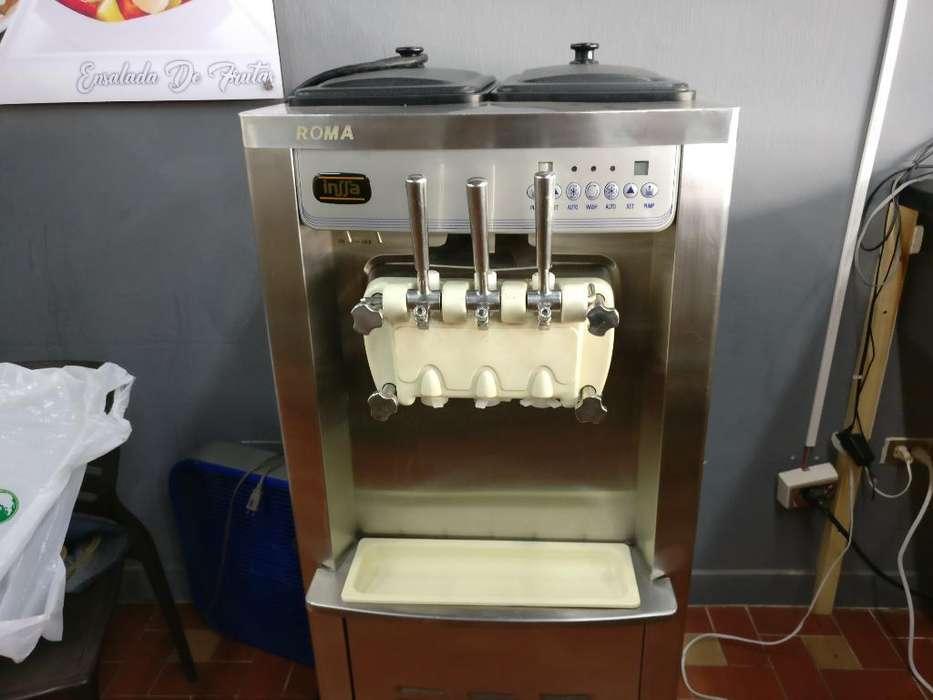 Maquina para Hacer Helado de Crema