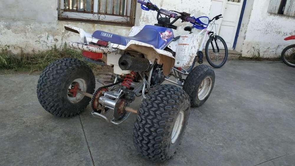 Vendo Yamaha Blaster O Permuto