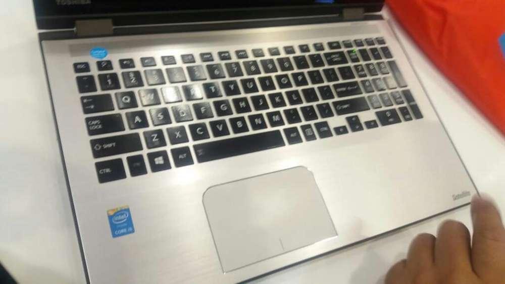 Laptop Toshiba Satellite Intel Core I5-5
