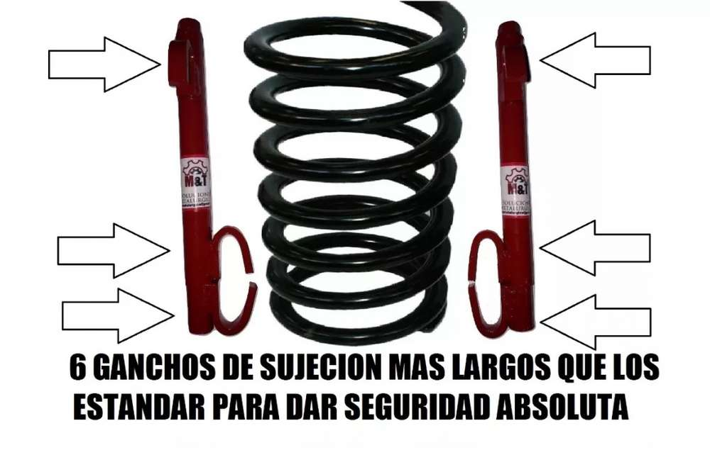 Prensa Espirales Universal Suspension Mc Pherson