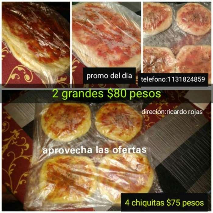 Pizzas Caseras Muy Ricas