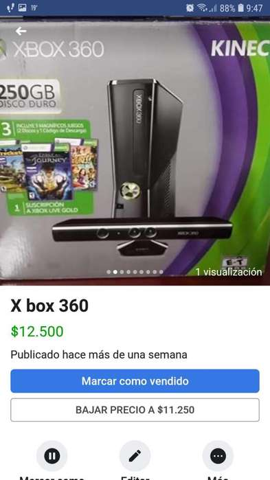 x box 360 kinetic