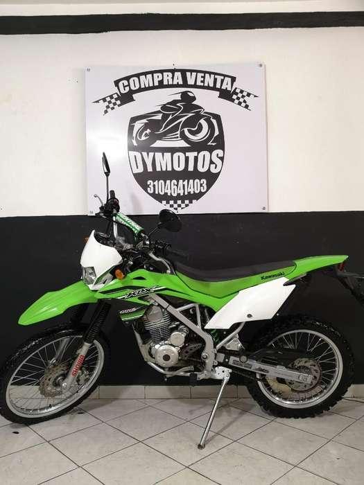 Kawasaki Klx 150 2016
