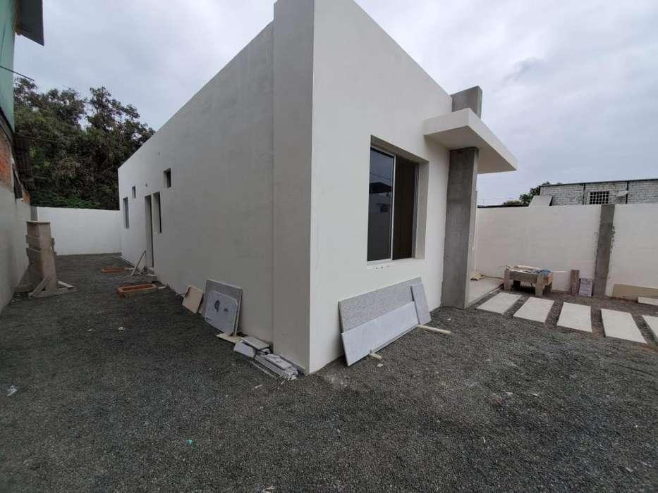 de Oportunidad Vendo Casa en Portoviejo