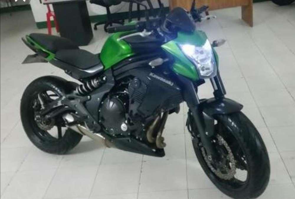 <strong>kawasaki</strong> Er6n 650 Unica Mejor Que Nueva