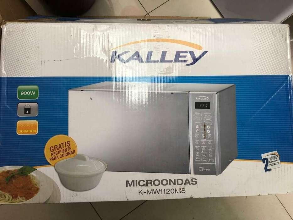 Horno Microondas Kalley