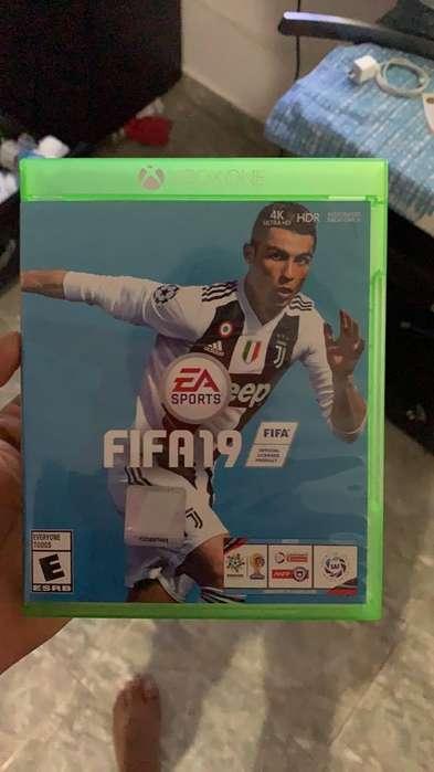 Fifa19 Xbox One