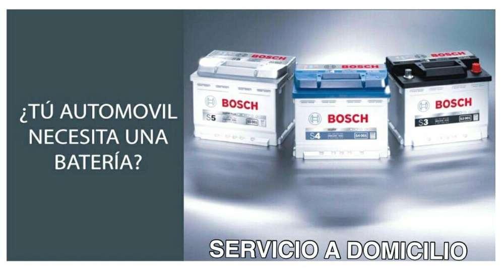 Baterías Bosch a Domicilio 0995449095