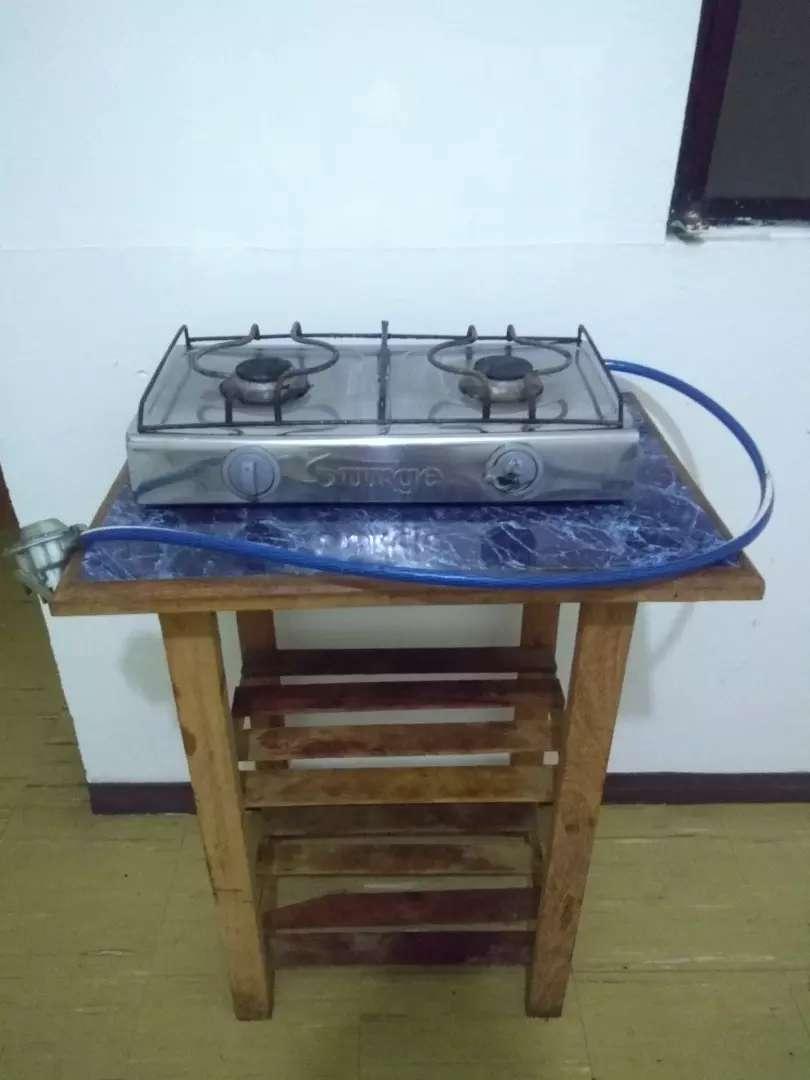 En venta mesa con cocina de gas - Electrodomésticos - 1100251307